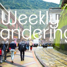 Weekly Wanderings- On Reflections, Changes in Travel & Fitness