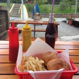 Burgers, Fries and Everything Nice, Taiwan – Cloud 9