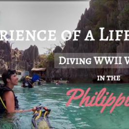 Experience of a Lifetime: Diving WWII Wrecks in the Philippines