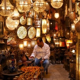 Top 4 Markets and Bazaars in Istanbul